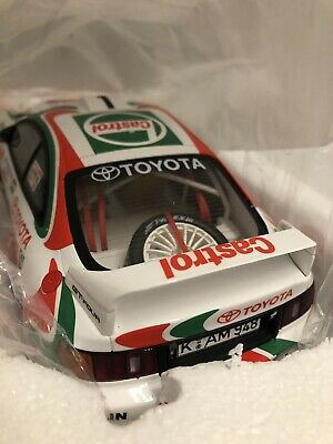 Otto OT302 Toyota Celica GT4 Four ST205 Rally 1/18 Ottomobile UK SELLER • 135£