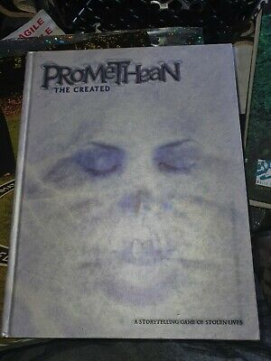 Promethean The Created Source Book By White Wolf • 22£