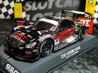 Gslot Zent Cerumo Sc430 'toyota Team Cerumo' #38 1:32 Slot New Old Stock Boxed • 24.99£