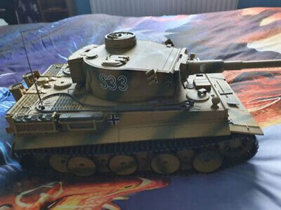 RC Tank Very Upgraded • 250£