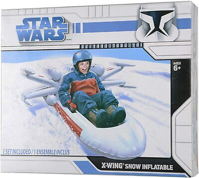 Star Wars Snow Sledge Inflatable X-Wing Fighter - Lucas Films Ltd • 49.99£