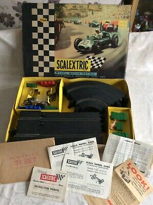 Scalextric Triang Set 31 • 30£