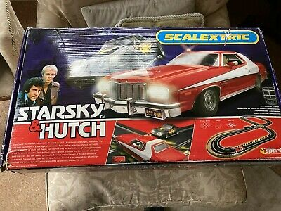 Scalextric Starsky And Hutch Limited Edition Set • 99£
