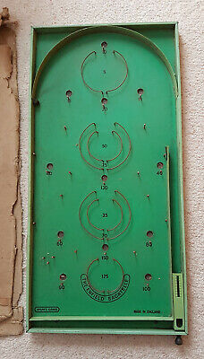 Spears Games Tabletop Bagatelle  Enfield   C1950s 24 X 12 Inches • 24.99£