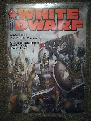 White Dwarf Issue 53 May 1984 Games Workshop Roleplaying Magazine • 5£