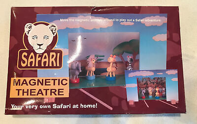 Safari Magnetic Theatre • 2.50£