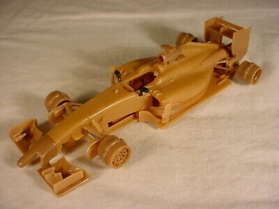 Rare Scalextric Pre Production Prototype McLaren MP4-29 Brown Assembly Sample • 58£