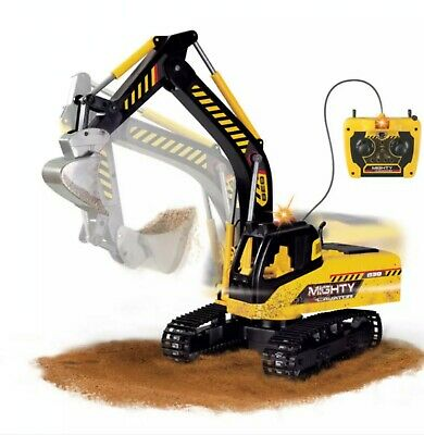 Chad Valley Auto City Construction Remote Controlled Digger Rrp £50 • 29.99£