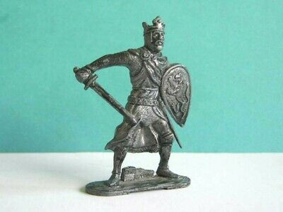 LONE STAR 1960/70's. KING ARTHUR METAL TOY SOLDIER. 1/32 SCALE. SUPERB CONDITION • 7.99£