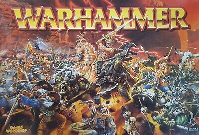 Warhammer The Game Of Fantasy Battles - 6th Ed - New And Sealed • 299.99£