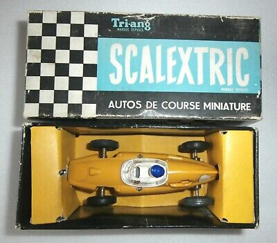SCALEXTRIC TRIANG COOPER C58 Slot-car • 59.90£