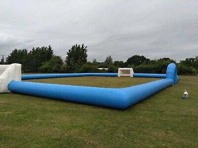 Inflatable Football Pitch • 1,500£