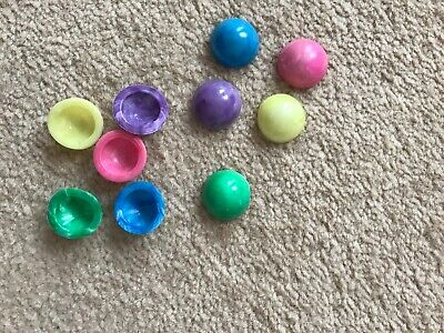 Mini Rubber Poppers For Part Bags X 10 Various Colours • 1.50£