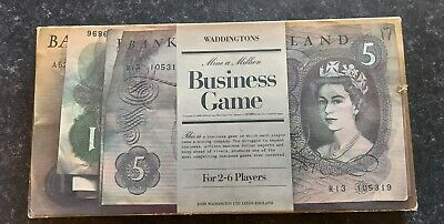 Vintage/Classic Business Game  Mine A Million  By Waddingtons • 3.70£