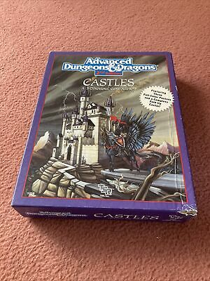 TSR Advanced Dungeons & Dragons 2nd Edition Castles 1056 • 20£