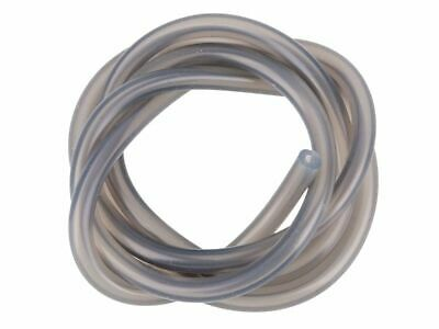 Ultimate RC Silicone Fuel Hose Fluozierend Black 2.5x6mm 1 Meter • 3.62£