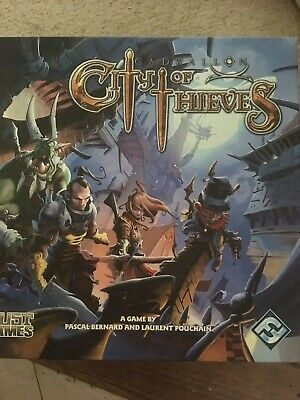 Cadwallon City Of Thieves Board Game  • 24.99£