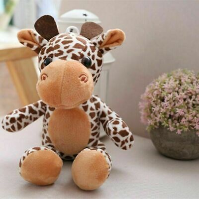 Mini Plush Forest Animal Toys Childrens Kids Soft Toy Wild Animal Stuffed Toy • 0.01£