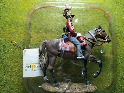 Del Prado Officer British 1st Guards. Will Post 1-3 Figs For Same Price • 4.99£