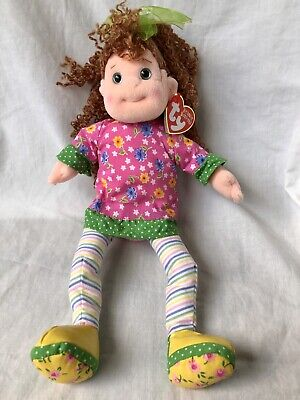 Huggable Holly Ty Beanie Boppers Doll New With Tags • 10.99£