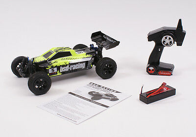 BSD Racing Flux Assault V2 RC Buggy 4WD 1/10 Scale Radio Remote Controlled Car • 229.95£