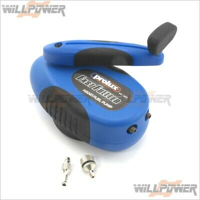 Hand Fuel Pump #PX-1652B (RC-WillPower) Prolux • 14.97£