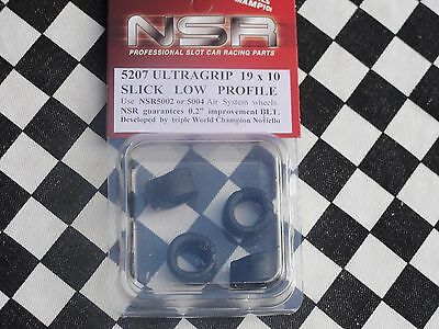 Nsr Tyres Ultra Grip 19x10 Slick Low Profile 5207 • 5.50£