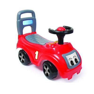 Dolu Toddler Kids Sit N Ride Toy Car Ride On Push Along Walker Red 1 Year + 8020 • 16.99£