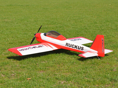Max-Thrust Ruckus Radio Remote Control Model Plane - 100% Ready To Fly  • 244.89£