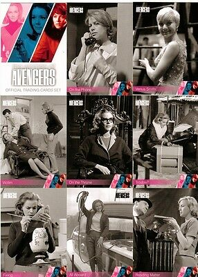 The Women Of Avengers Full 54 Card Base Set Of Trading Cards - Unstoppable Cards • 3.95£
