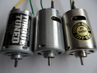 Choice Of New 540 Motor For Most Tamiya By Mabuchi Inc Torque Tuned / RS540SH • 12.99£