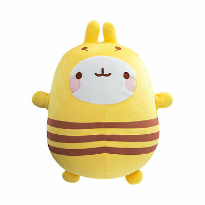 LC66058 Molang Super Soft Bumble Bee Molang Childrens Cuddly Soft Toy 3 Years+ • 18.04£