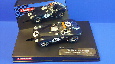 Carrera Evo 27414 Bill Thomas Cheetah Daytona 1964 1/32 Scalextric Compatible..  • 49.99£