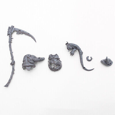 Maggotkin Of Nurgle Pusgoyle Blightlords Blightlord Torso And Weapon A - G1935 • 6.96£