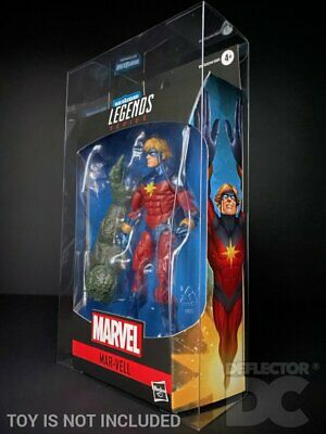DEFLECTOR DC® MIB DISPLAY CASE: Marvel Legends Series Action Figure  • 10£