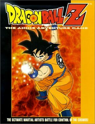 Dragonball Z RPG - The Anime Adventure Game- Core Rulebook - Soft Back • 49.99£