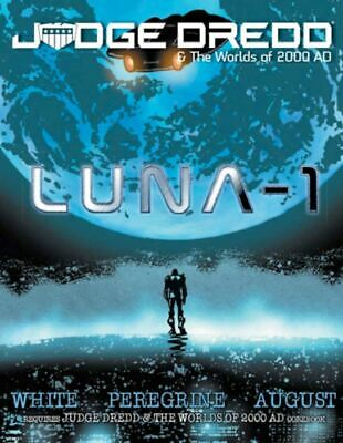 Judge Dredd And The Worlds Of 2000 AD RPG - Luna-1 • 20.99£