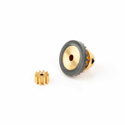 SRC RM0407 F1 Crown And Pinion 24Z And 10Z Bronze New  • 11.49£