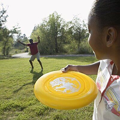 SGILE Plastic Flying Disk 12 Set For Outdoors • 8.09£