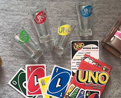 Drunk UNO, Adult Drinking Game, Great Night In Whilst On Lock Down • 15£