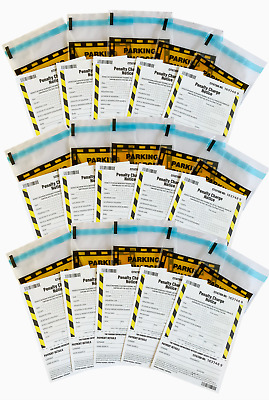 Completely Realistic Fake Parking Tickets Prank Joke Authentic And Official Look • 7.95£