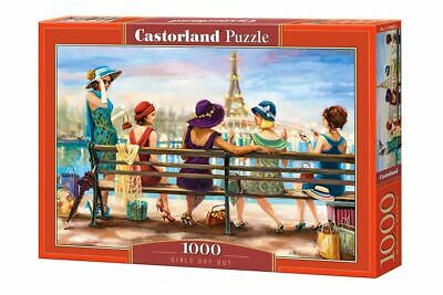 Castorland 1000 Piece Jigsaw Puzzle Girls Day Out • 10.98£