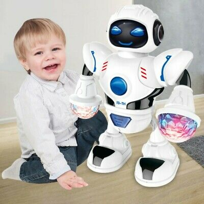 Kids Funny RC Smart Robot Toy Remote Control Interactive Dancing Singing Walking • 16.59£