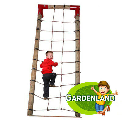 Large Net 1.50x2.70m For Climbing Frame CE Certificate Playground Equipment • 37.89£