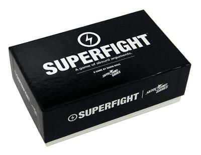 Superfight Core Deck Card Game - Skybound Free Shipping! • 30.68£