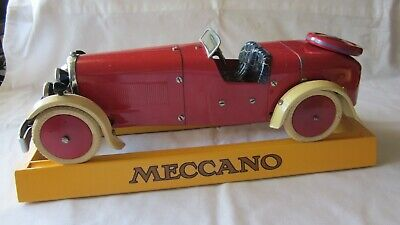 Meccano No2 Constructor Car Display Plinth • 45£