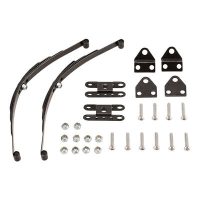 UK 1/10 Scale RC Rock Crawler Suspension Leaf Spring Kit For RC4WD Axial SCX10  • 10.63£