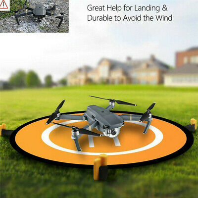 55cm Helicopter Landing Pad RC Drone Landing Mat Helipad Unmanned Aerial UK • 7.72£