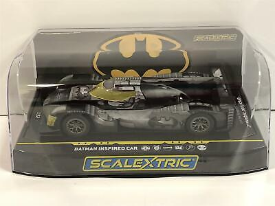 Scalextric C4140 Batman Inspired Car New Boxed • 42.99£