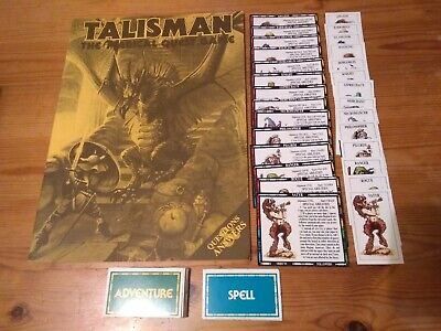 Talisman Expansion Set 1st & 2nd Edition Unboxed Complete Oop Vgc • 27.99£